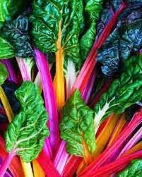 Swiss Chard New Entry Sustainable Farming Project